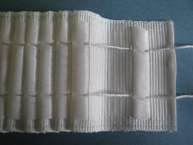 2 Inch 50mm Velcro Compatable Curtain Tape John Downs Ltd