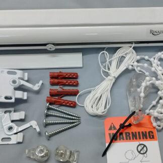Roman Blind Headrail Kits